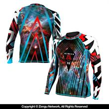 "Newaza ""Galaxy"" Rash Guard"